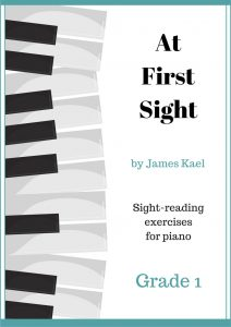 At First Sight Grade 1 cover